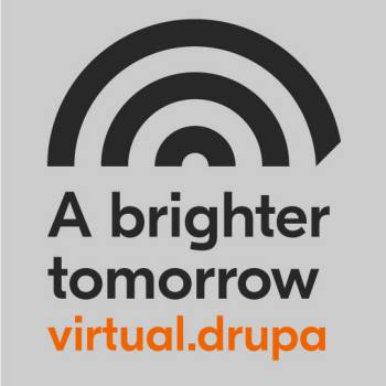 Embrace the future - virtual.drupa 2021